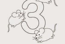 angka tiga