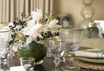 Holiday Looks / Special occasion flowers, tables and decor