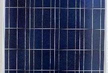 Solceller / Solceller til batteri drevet solcelleanlæg