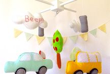 Transportation Nursery Room