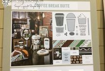 Coffee Cafe Stampin Up