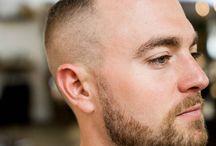 Hair Stryle For Bolding Men
