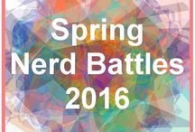Spring Nerd Battles 2016