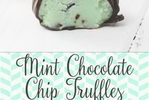 Mint Chocolate Chips