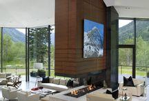Beach Fireplace