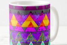 Kaffeebecher / Mache hier Werbung für meine Kunst auf Kaffeebecher.