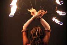 Fire dance / fire dance