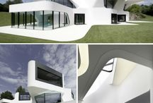 modern architecture and photography