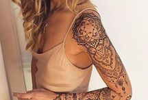 hena tattoo