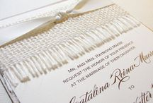 Wedding cards / by Mariana