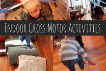 Indoor activities / Parcour