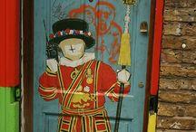 OPEN the DOOR / DOOR lovers