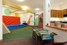 Kid Zones / Bedrooms, playrooms, back yards that make you want to be a kid again.
