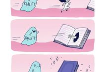 The Bookish Life / Because we all know that being bookish is pretty much everything about us.