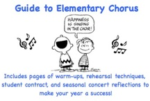 Teaching: Choir / Choir singing music resources