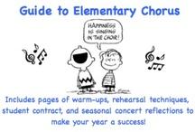 Teaching: Choir / Choir singing music resources