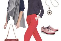Colors: coral / This will be about coral: cool, warm and so tender. And, off course, how to wear it great!