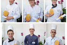 Trophée de l'Oeuf / Découvrez les jeunes lauréats du Trophée de l'Oeuf ainsi que leurs recettes qui ont séduit un jury d'experts !