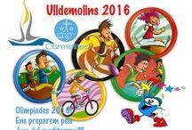 COLÒNIES ULLDEMOLINS '16 - III OLIMPÍADES / Activitats d'estiu realitzades a la Colònia Pare Palau d'Ulldemolins amb alumnes Carmelites.