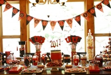 Black and Red Graduation Party / by Susie Cervantes