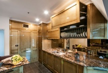 Kitchens by DBM / Photos of some of the stunning kitchen projects in which we have been involved with the design, build & management.