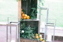 лимонно кактусовая свадьба