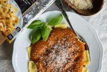 pasta & sauces