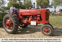 Farming Up to the 1960's / Examples of farm equipment and practices in the pre-1960 era
