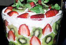Dessert Recipes / by Jill Frankenfield