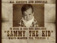 Ain't my first rodeo...2 years old