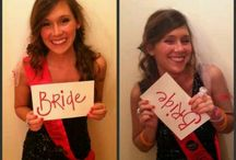 Bachelorette Ideas / For Meg / by Krysten Siba