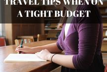 Budget Travel   How to save Money for your Next Trip / budget travel tips, how to save money traveling, how to save money for traveling, travel longer, spend less, cheap travel, budgeting, how to travel on a budget, spend less as you travel, travel budget, budget holidays, how to plan to spend less