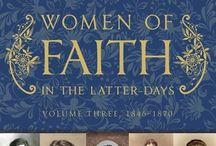 Women of faith / by Orly Hardy