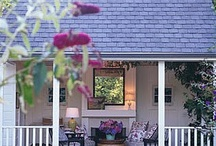 Outdoor areas and ideas / by Julie Hancy