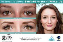 Natural looking Semi-Permanent Makeup and Micropigmentation / Natural looking Semi-Permanent Makeup and Micropigmentation