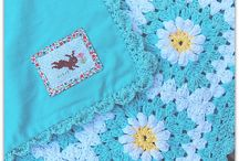 Crochet Afghan Blankets / A selection of Crochet Afghan Blankets I admire.