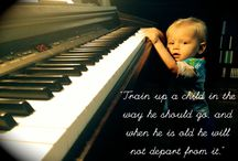 Train up a child / Parenting