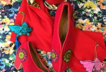 Suzhou Cobblers red