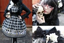 Lolita details / Details of lolita fashion. Frills, ruffles, lace, and prints are all welcome here.