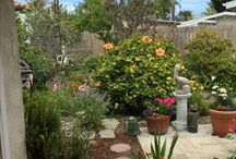 Before and After of San Clemente house