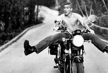 Triumph Celebrities / Celebrities love Triumph Motorcycles