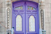 Puertas que atravesar