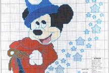 Disney Counted Cross Stitch