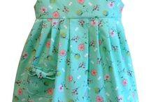 Vestidinhos baby girl