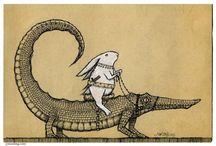 character----rabbits & hares