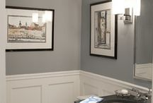 Main Floor Powder room / by Marianne Crann