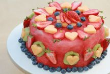 Recipes - Fruit 'cakes'