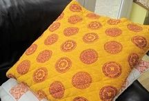 Teenage bedding / Teenage bedding and quillows from Natural Quilts