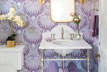 Powder Room to WOW your guests