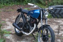 Honda Cg125 / 1978 CG125 brat, Flat tracker, Street tracker- whatever you want to call it
